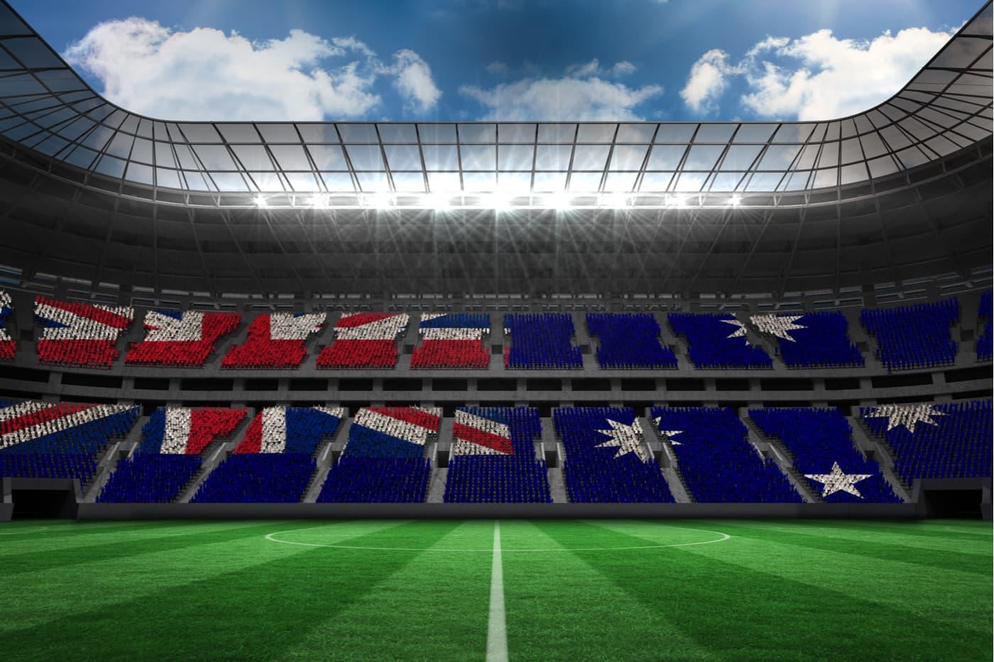 Australian sport stadium