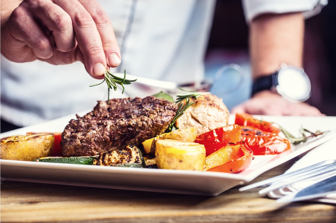 How to become a chef in Australia
