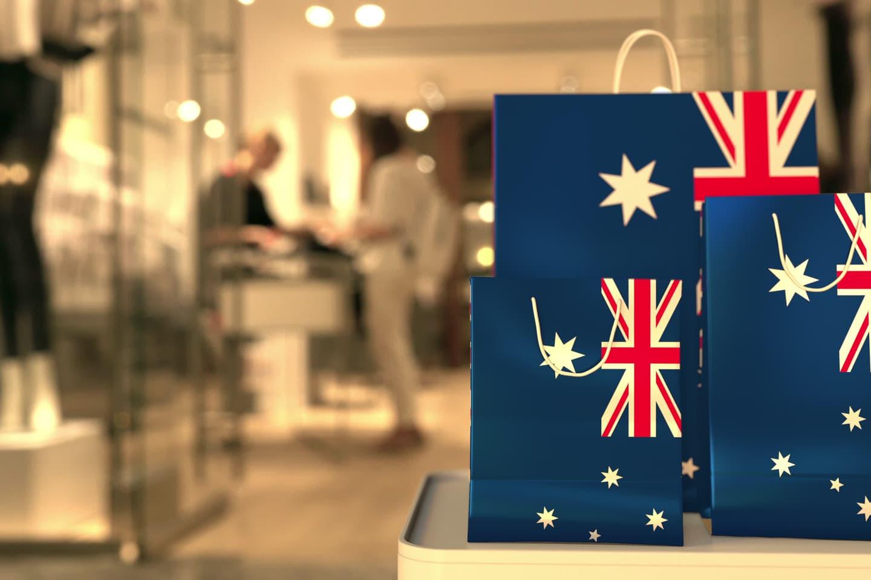Shopping bags Australia Gold Coast